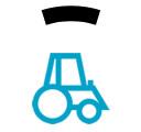 Icono de plagas agrícolas y control de plagas y fumigaciones