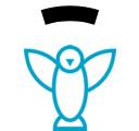 Icono de control de aves y control de plagas