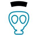 Icono de fumigacion para el control de plagas