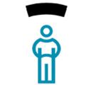 Icono de legionella para el control de plagas